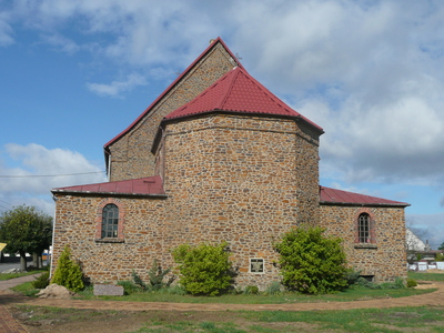 Kościół w Ługach-Radłach