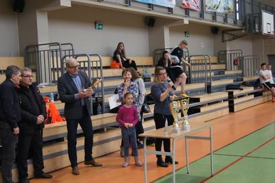 Galeria Halowy Turniej w Pilce Nożnej