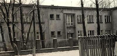 Szkoła w Przystajni (1961 r.)