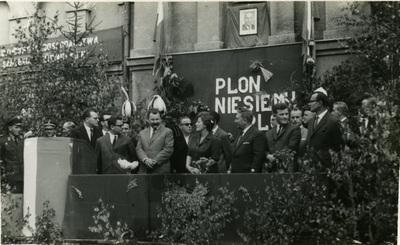 Święto Plonów (ok. 1968 r.)
