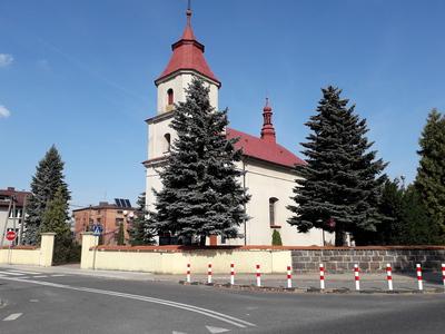 Kościół w Przystajni