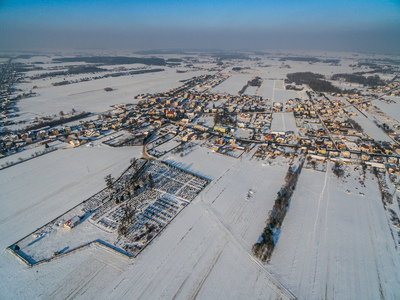 Zima w Przystajni