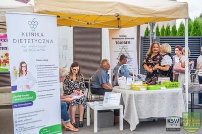"""Galeria Piknik sportowy i prozdrowotny """"Aktywnie i zdrowo w Przystajni"""" - 12.09.2021 r."""