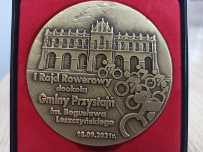 Galeria Rajd Rowerowy dookoła Gminy Przystajń im. Bogusława Leszczyńskiego -18.09.2021 r.